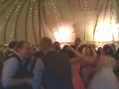 WeddingDJFreshwaterIsleofWight