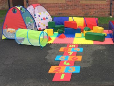 Children's Party Soft Play